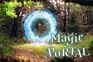 Magic Portal Outdoor adventure game for kids