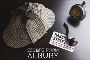 Baker Street Mystery Escape Room Game
